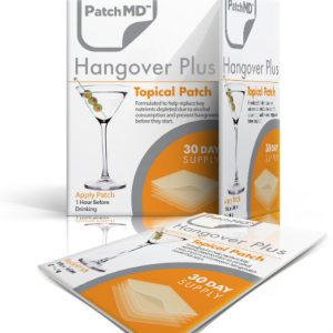 Hangover Plus Topical Patch