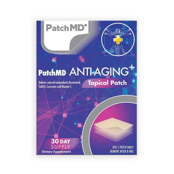 Anti-Aging Topical Patch (30-Day Supply)