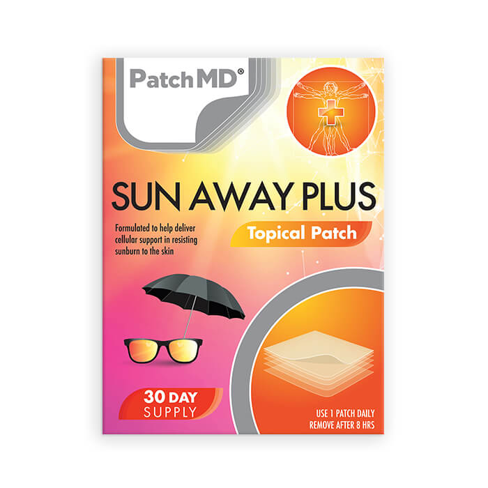 Sun Away Plus Topical Patch