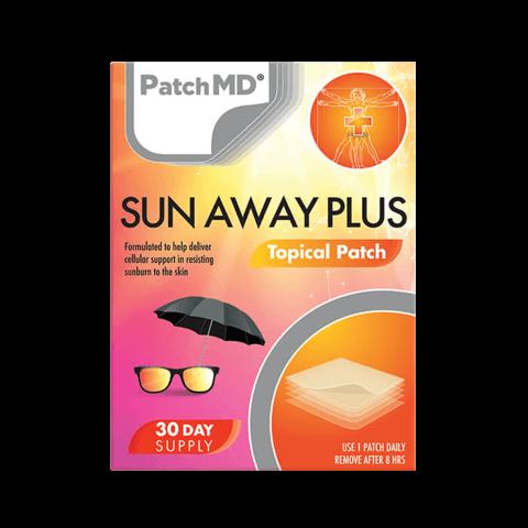 Sun Away Plus Topical Patch