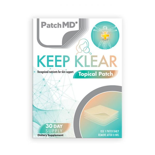 Keep Klear Acne Prevention Patch (30-Day Supply)