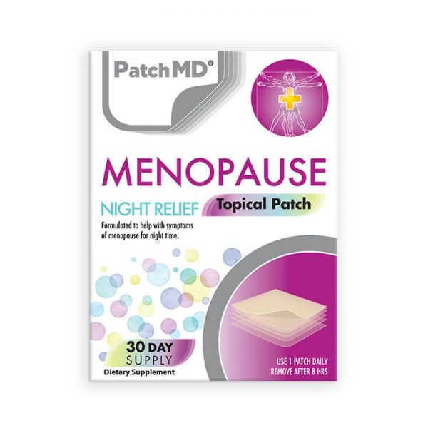 Menopause Night Topical Patch (30-Day Supply)