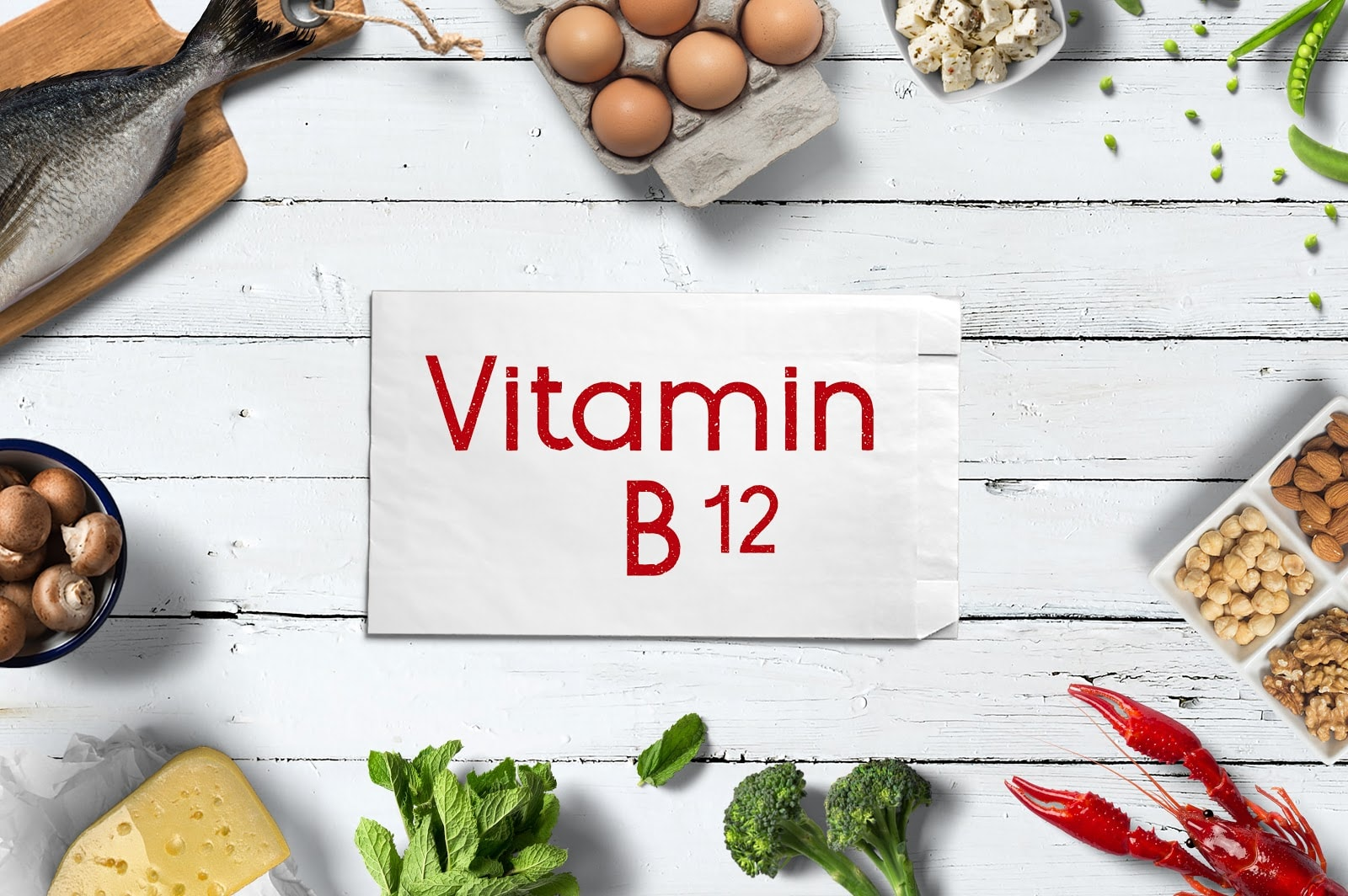 B12 Deficiency: The Troubling Symptoms and Smart Solutions