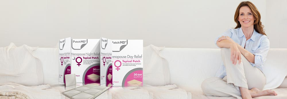 Finding Relief With Both The Menopause Day Relief Patch And The Menopause Night Relief Patch