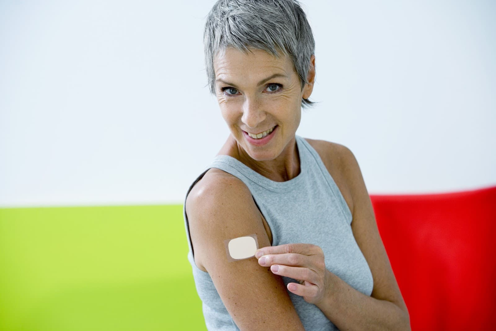Menopause Patch: Balancing the Symptoms and Effects of Mother Nature