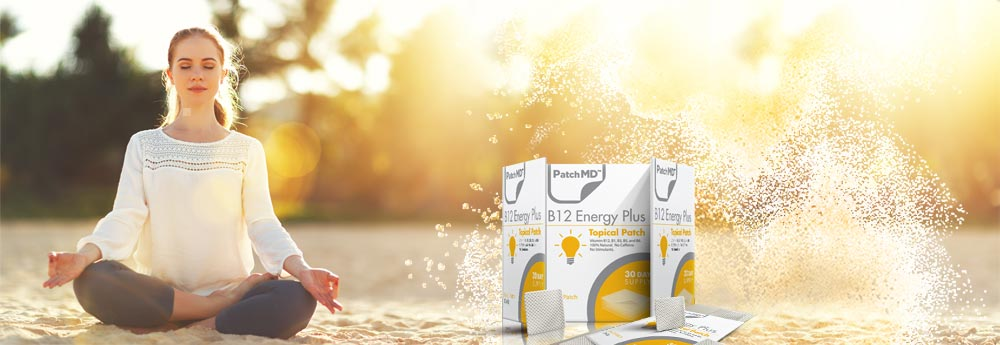 Positive Results from Both the B12 Energy Vitamin Patch And The PMS Night Relief Estro Patch