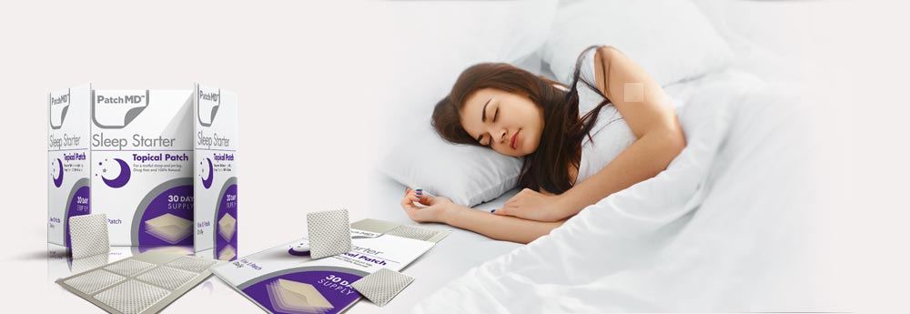 Promoting Healthy Sleep with PatchMD's Sleep Starter with Melatonin